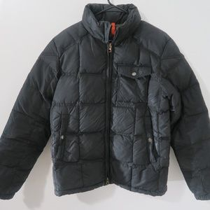 J Crew Expedition Down Puffer Jacket Mens Small